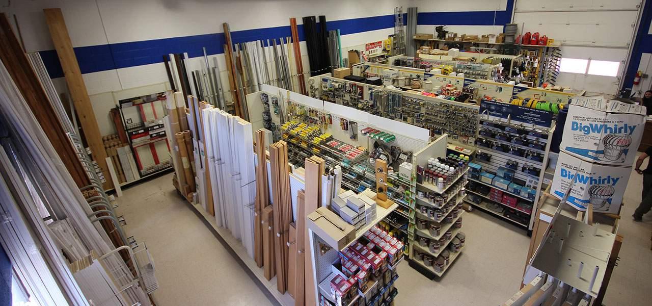 Building Supplies Bradford